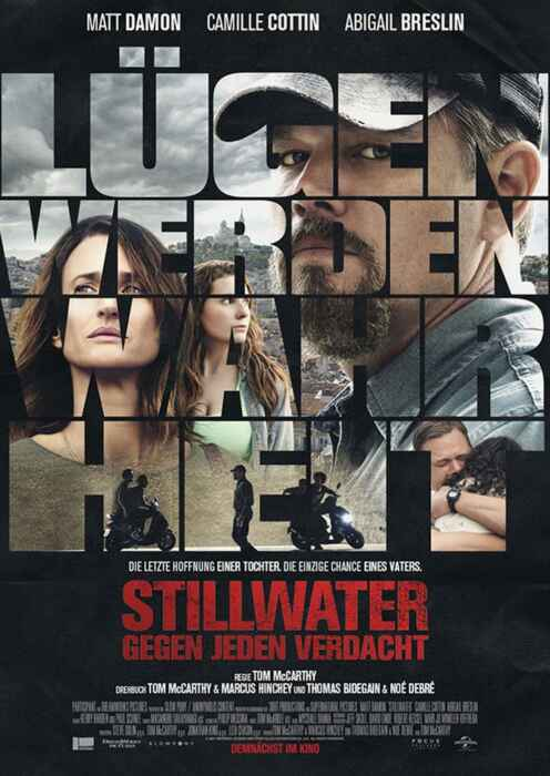 Stillwater - Gegen jeden Verdacht (Poster)
