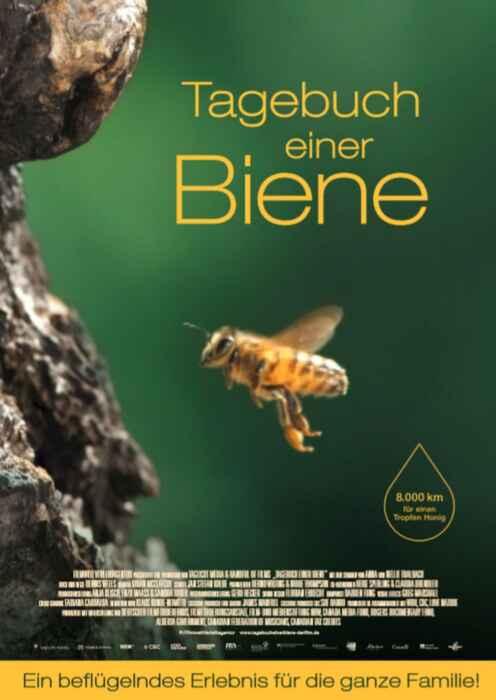 Tagebuch einer Biene (Poster)