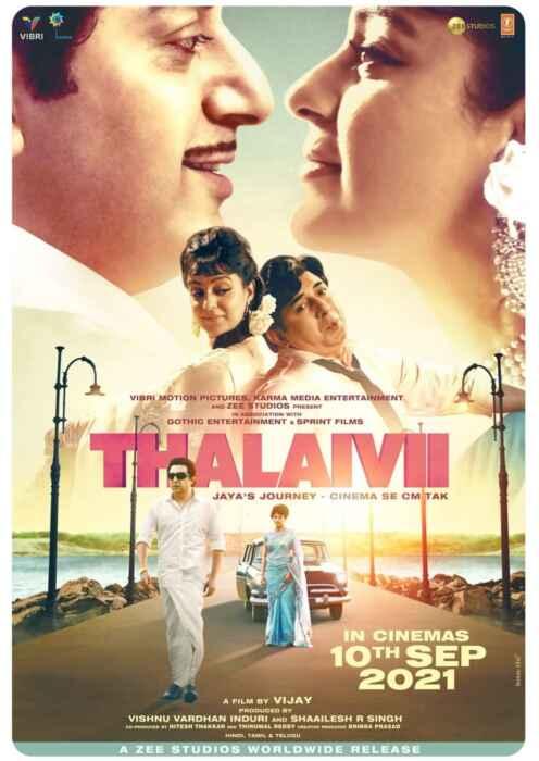 Thalaivi (Poster)