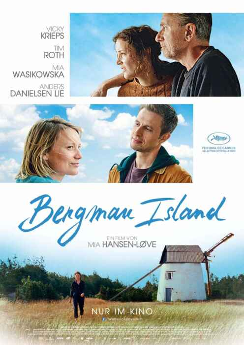 Bergman Island (Poster)