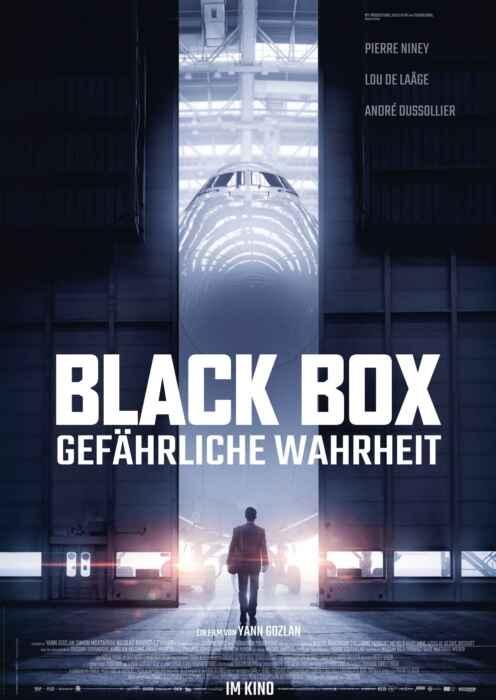 Black Box - Gefährliche Wahrheit (Poster)