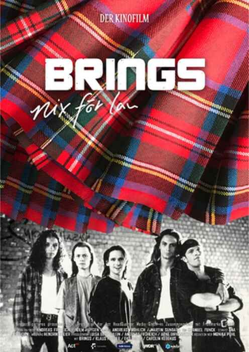 BRINGS - Nix för Lau (Poster)