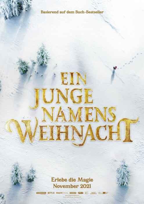 Ein Junge Namens Weihnacht (Poster)