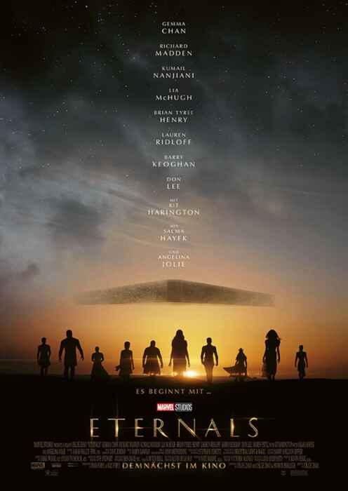 Eternals (Poster)