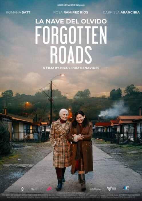 Forgotten Roads (Poster)