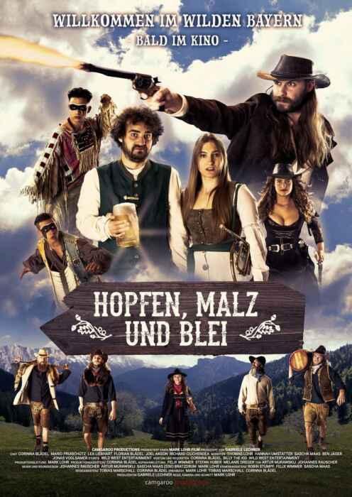 Hopfen, Malz und Blei (Poster)