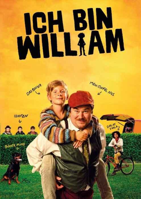 Ich bin William (Poster)