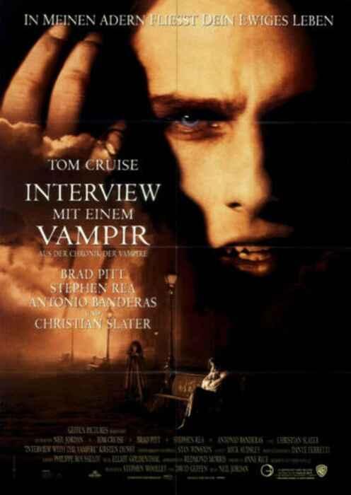 Interview mit einem Vampir (Poster)