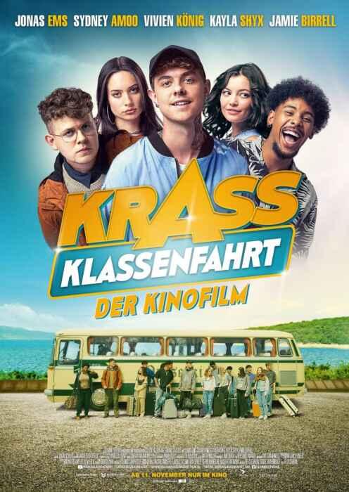 Krass Klassenfahrt (Poster)