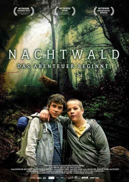 Nachtwald (Poster)