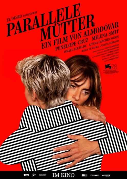 Parallele Mütter (Poster)