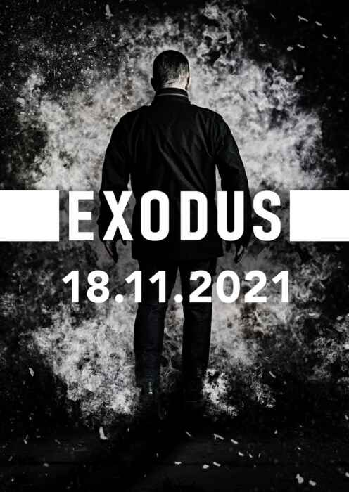 Pitbull - Exodus (Poster)
