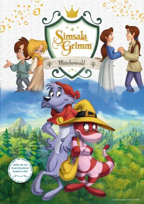 Simsalagrimm Märchenwald Special (Poster)