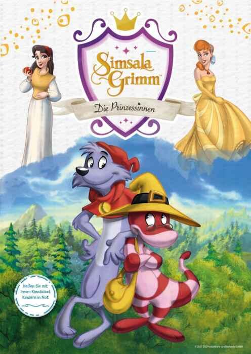 Simsalagrimm Prinzessinnen Special (Poster)
