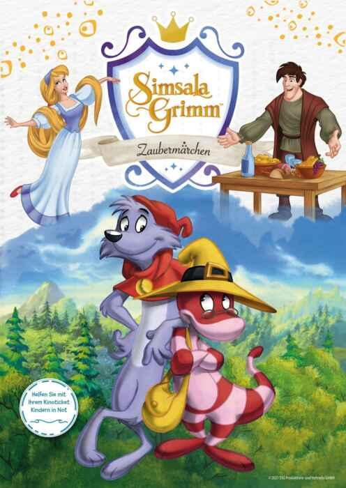 Simsalagrimm Zaubermärchen Special (Poster)