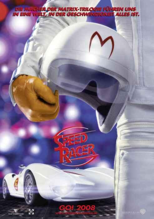 Speed Racer (Poster)