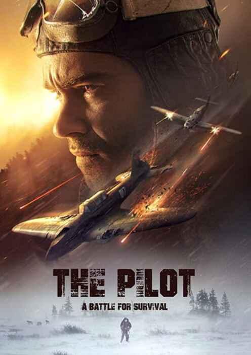 The Pilot - A Battle for Survival (Poster)