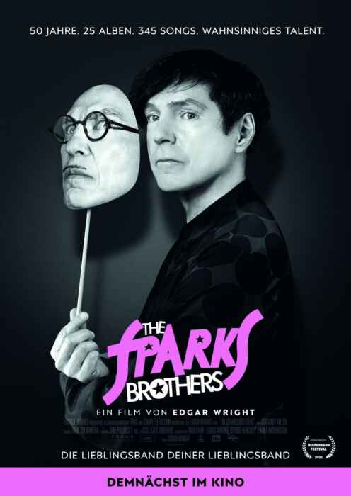 The Sparks Brothers (Poster)